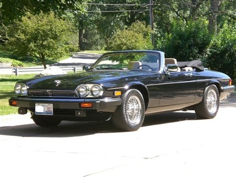 1990 jaguar xjs convertible sold gt 1990 jaguar xjs convertible 1 owner 17k