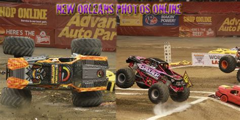 monster truck show in new orleans new orleans monster jam photos now online allmonster com