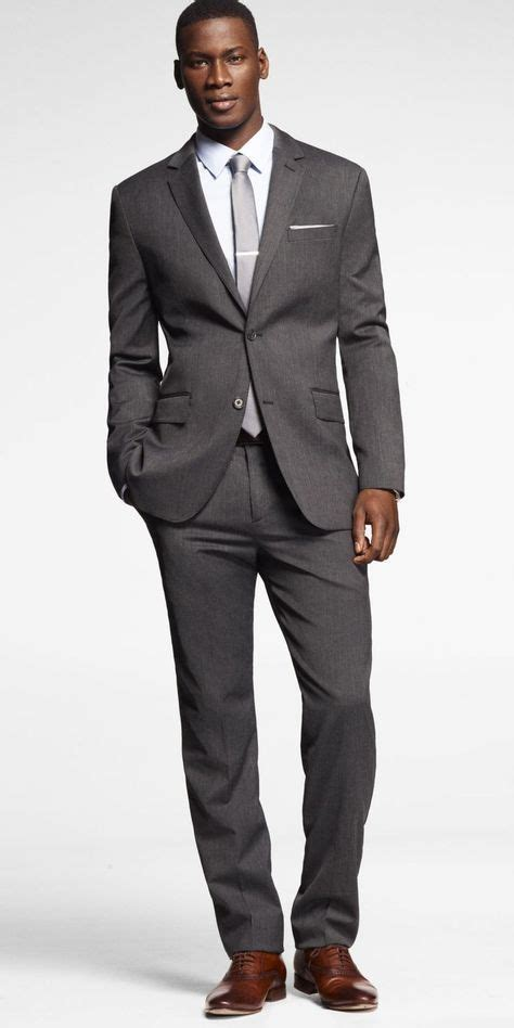 suit shoes style guide how to wear a gray suit with brown shoes