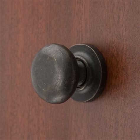 kitchen cabinets knobs solid bronze round knob with beveled round base plate