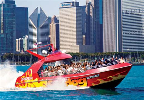navy pier extreme boat ride seadog cruises at navy pier chicago il