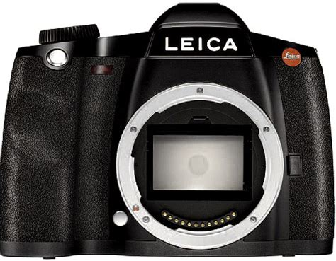 leica s3 coming in september « new camera