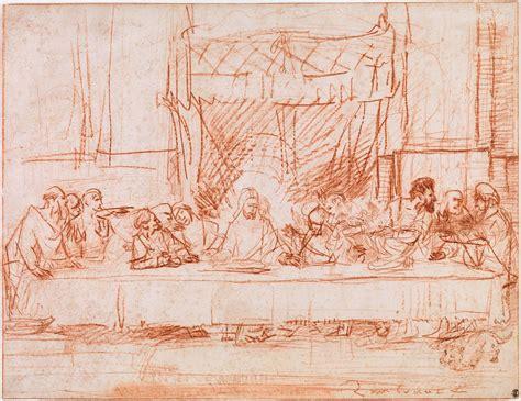 leonardo da vinci biography summary tagalog file the last supper after leonardo da vinci by rembrandt