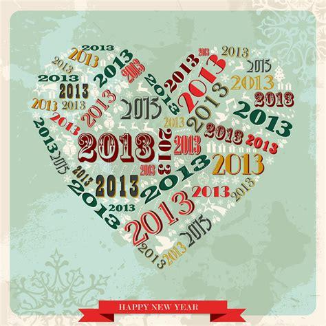 vintage crculo de concepto feliz navidad vector de stock coraz 243 n 2013 del concepto de la feliz a 241 o nuevo del