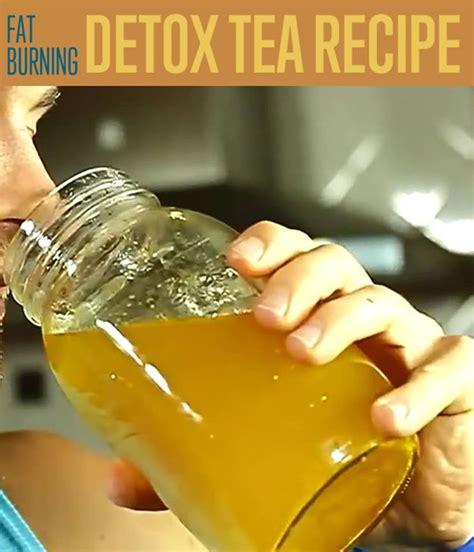 Detox Tea That Burns by Burning Detox Tea Recipe Diy Projects Craft Ideas