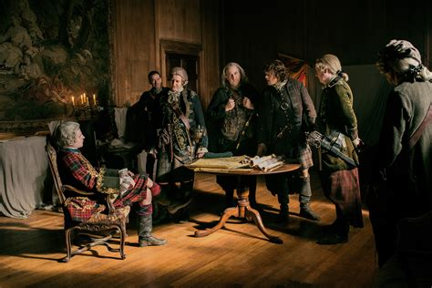Hails Recap 2 by Outlander Recap It S The Calm Before Culloden Nerdist