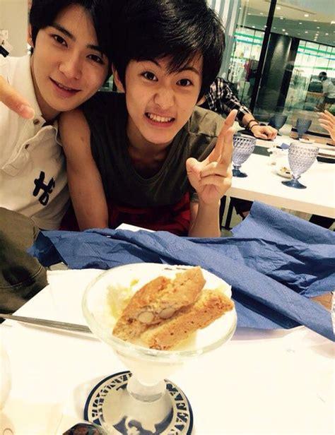 Poster Kpop A4 Nct Taeyong jaehyun and smrookies smrookies nct