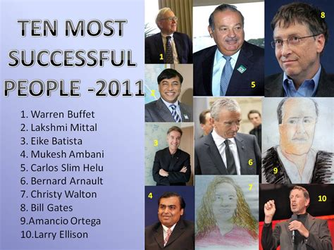 the top 10 for success to succeed in business and from billionaires leaders who changed the world books time capsule 2011