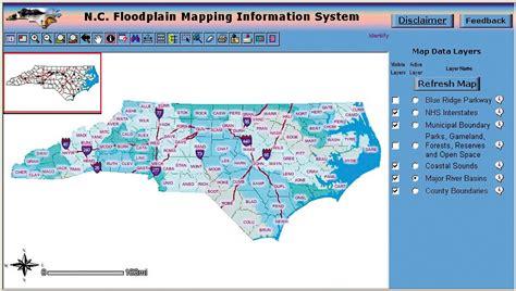 nc flood maps my