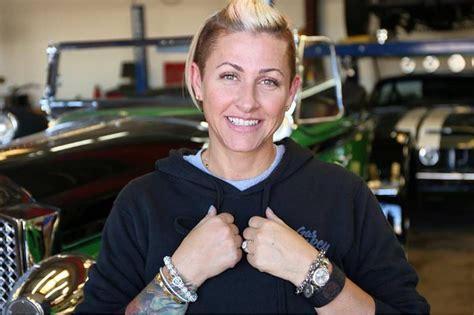 Christie Gas Monkey Garage Married by Christie Brimberry Wiki Age Married Husband Children Net