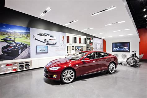 Tesla Motors Store Tesla To Rev Stores Worldwide