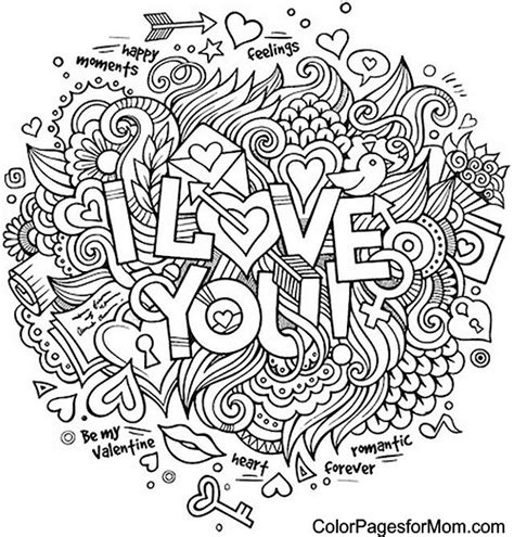 doodle patterns for colouring doodle love you colouring zentangles adult colouring
