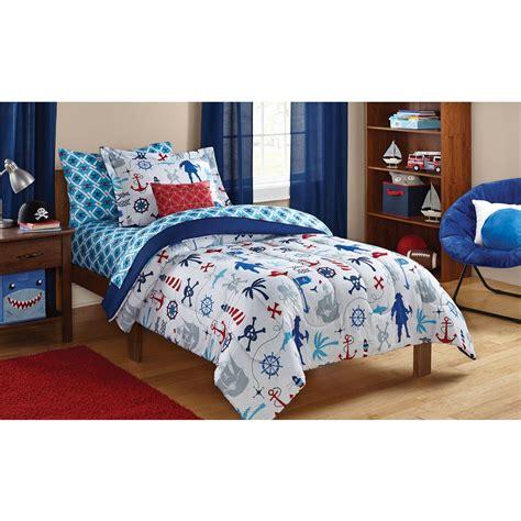 mainstays kids pirate bed   bag bedding set review furniture deals pirate bedding kids