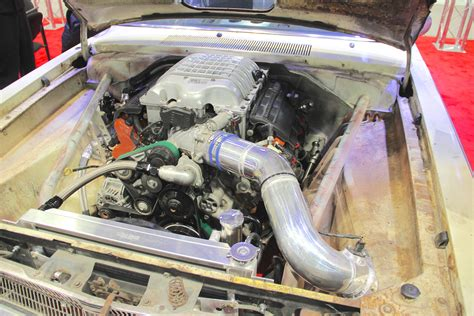hellcat engine swap the first 707hp hellcat 6 2l hemi engine swaps and what