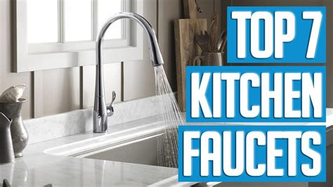 most popular kitchen sinks 2017 7 best kitchen faucets 2017 youtube