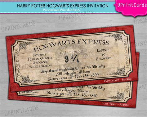 Harry Potter Place Cards Template by 29 Images Of Harry Potter Place Card Template