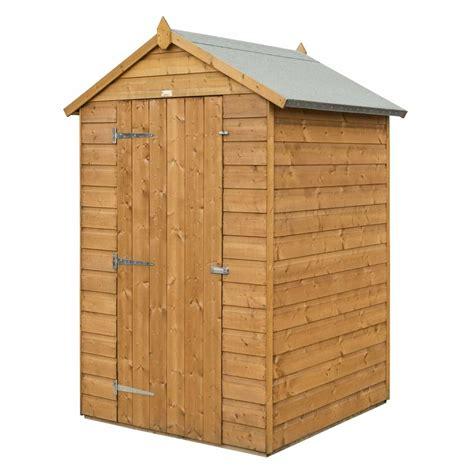 rowlinson shiplap apex shed  garden street