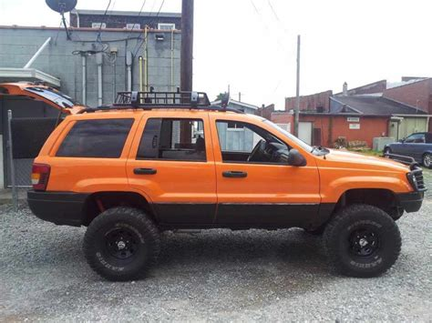 orange jeep grand cherokee wj budget build page 5 jeep cherokee forum