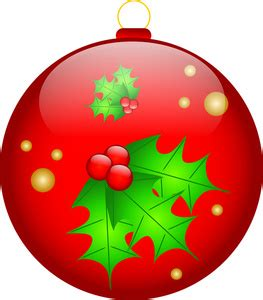 clip art christmas ornaments clipart best