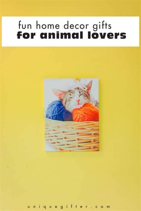 unique gifts home decor fun home decor gifts for animal lovers unique gifter