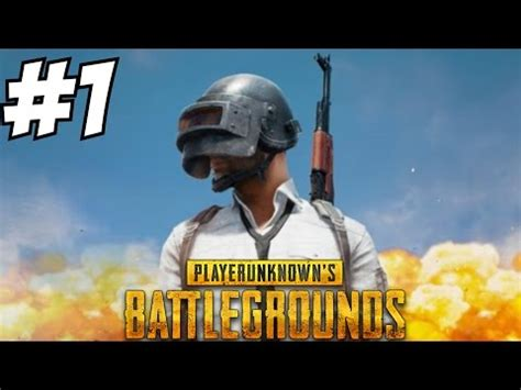 Player Unknown Battlegrounds Gameplay Walkthrough Part 1 ... Unknowns Battleground