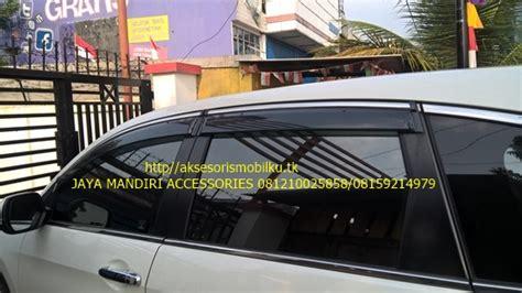 Grand All New Sirion Talang Air Injection Side Visor Injection 3 honda crv jaya mandiri aksesoris