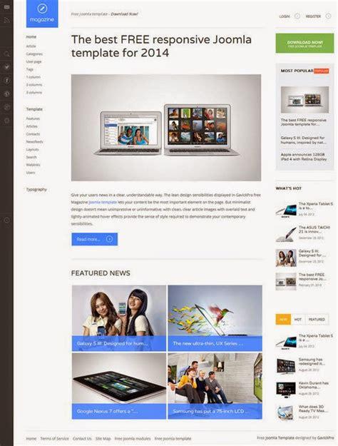 top free responsive joomla templates for business website