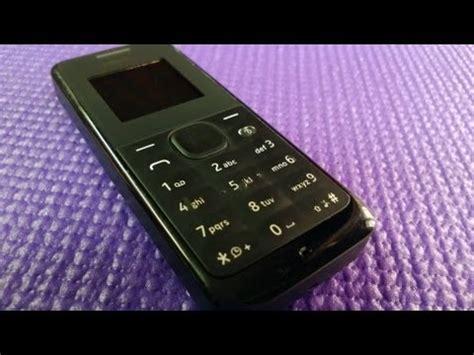Casing Hp Nokia 105 mudah simple cara mudah bongkar casing nokia 105