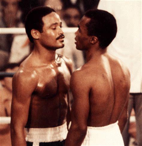 nov. 30, 1979: benitez vs leonard sugar ray wins his first