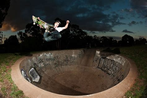 thrasher magazine s most jaw dropping skateboarding pics