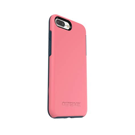 Otterbox Symmetry For Iphone 8 Plus Pink Colour Ori Asli otterbox symmetry for iphone 7 plus pink blue