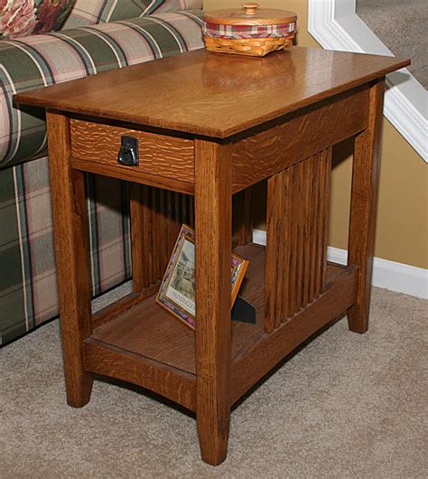 Download Mission End Table Plans Pdf Plans Coffee Table With Storage Plans. Furniture