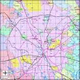 zip code map of san antonio editable san antonio tx city map with roads highways