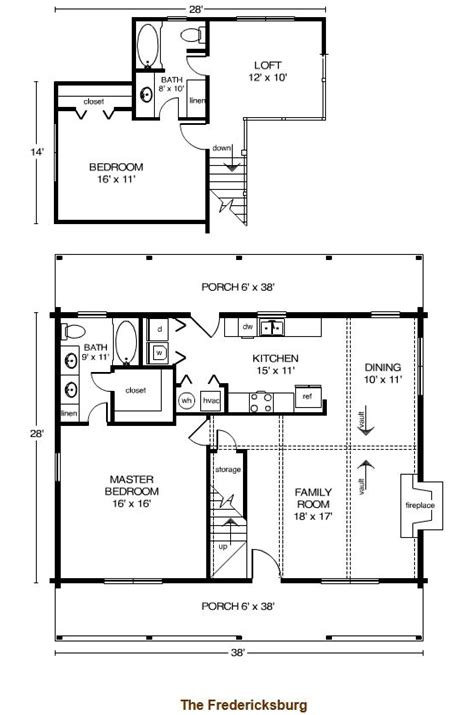 satterwhite log homes floor plans fredricksburg log home plan by satterwhite log homes
