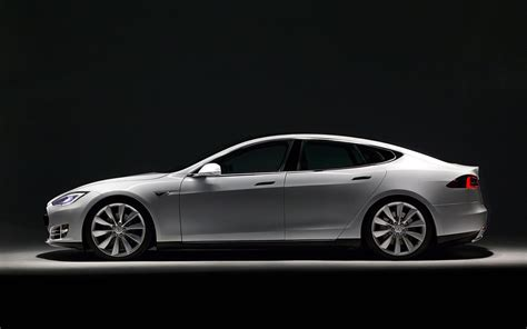 2013 Tesla Model S Range 2013 Tesla Model S Profile Photo 10