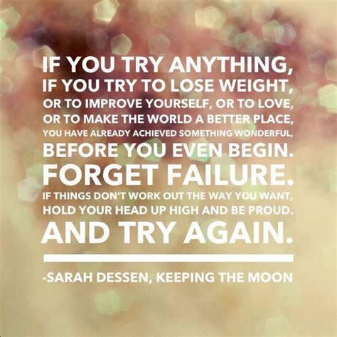 Keeping The Moon Sarah Dessen Quotes Quotesgram