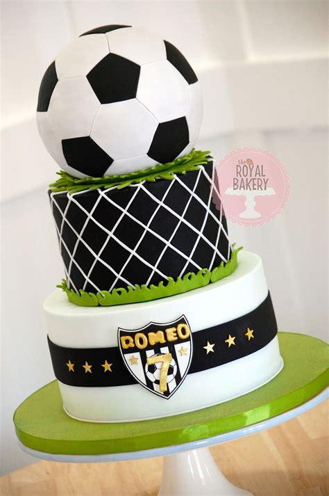 Soccer Birthday Cake soccer football cake cakecentral