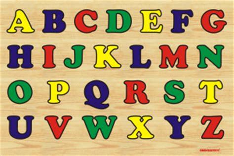 Puzzle Mengenal Huruf Dan Angka Bergambar Merak toys4brain june 2011