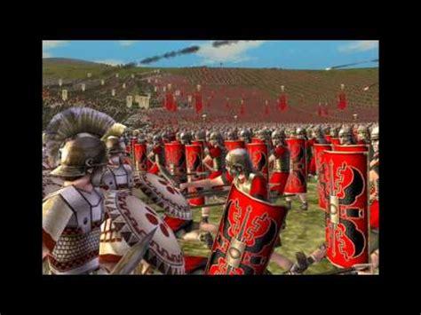 grandes batallas de la imperium iii las grandes batallas de roma track 5 youtube