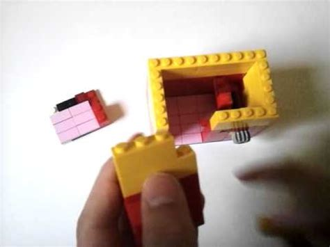 lego bank tutorial lego coin bank tutorial youtube