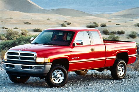 1994 01 Dodge Ram Pickup   Consumer Guide Auto