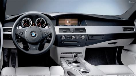 bmw dashboard dashboard of 2005 bmw m5 wallpaper