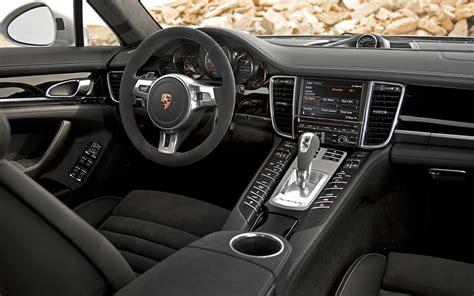 porsche upholstery porsche panamera turbo interior image 137