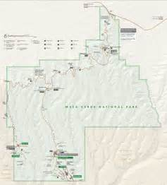 mesa verde colorado map mesa verde maps npmaps just free maps period