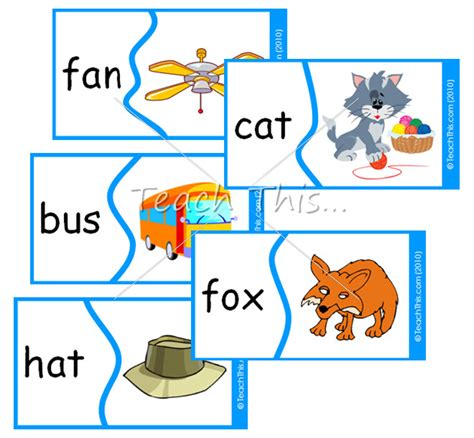 printable cvc word games cvc words self correcting puzzles fun school literacy