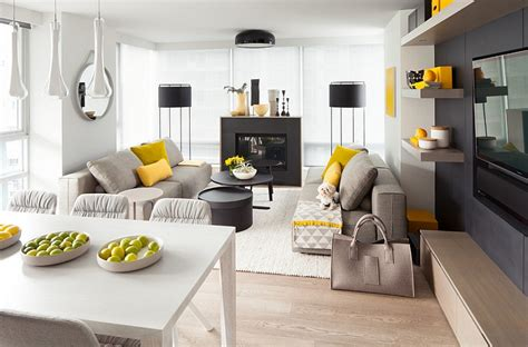 living room ideas grey and yellow gray and yellow living rooms photos ideas and inspirations