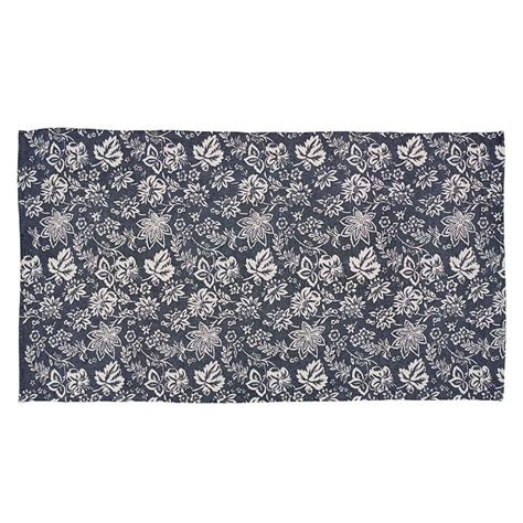 36 x 72 rug lilianna navy area rug 72 quot x 108 quot vhc