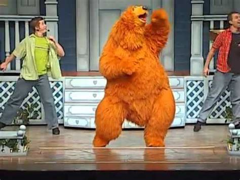 bear inthe big blue house live bear in the big blue house intro live youtube