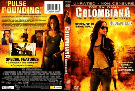 film semi colombia colombiana colombienne movie dvd scanned covers
