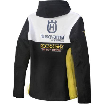 husqvarna powerwear rockstar factory racing tech hoody motosport